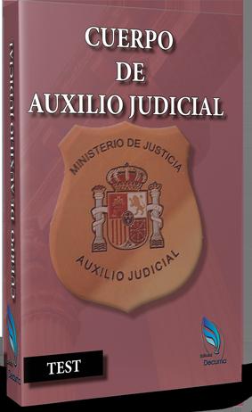 Libro De Test Auxilio Judicial